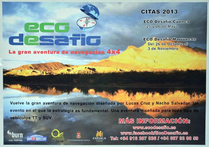 Eco Desafío 2013. Cuenca