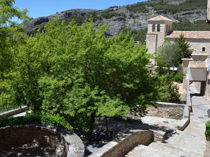 Eco Desafío 2013. Catedral de Cuenca