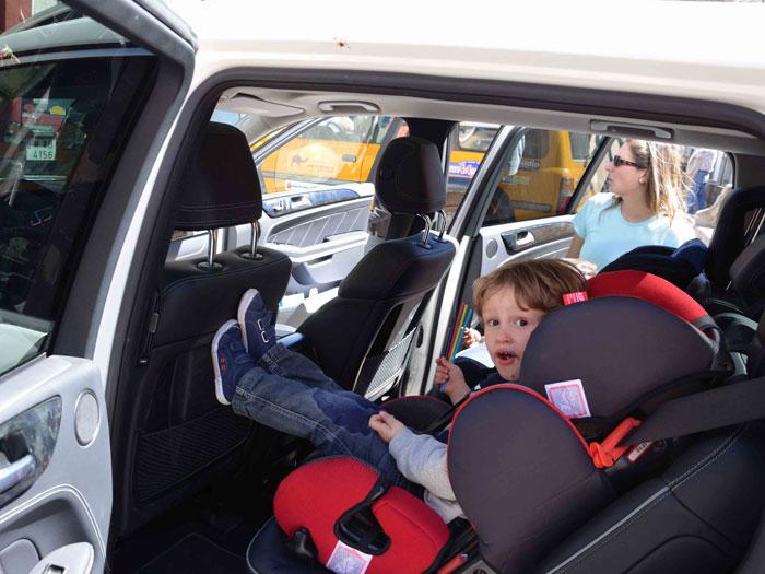 Eco Desafío 2013. Mercedes-Benz GL 350