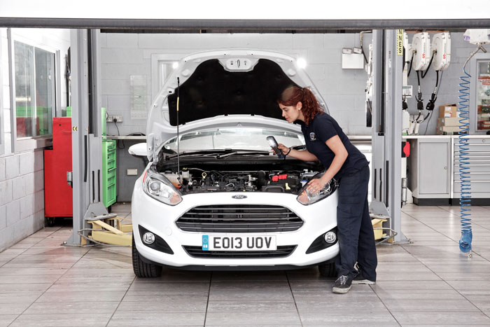ITV. Inspección técnica de vehículos