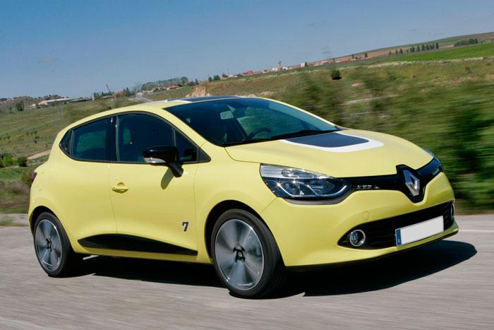 Prueba Renault Clio 120000 km