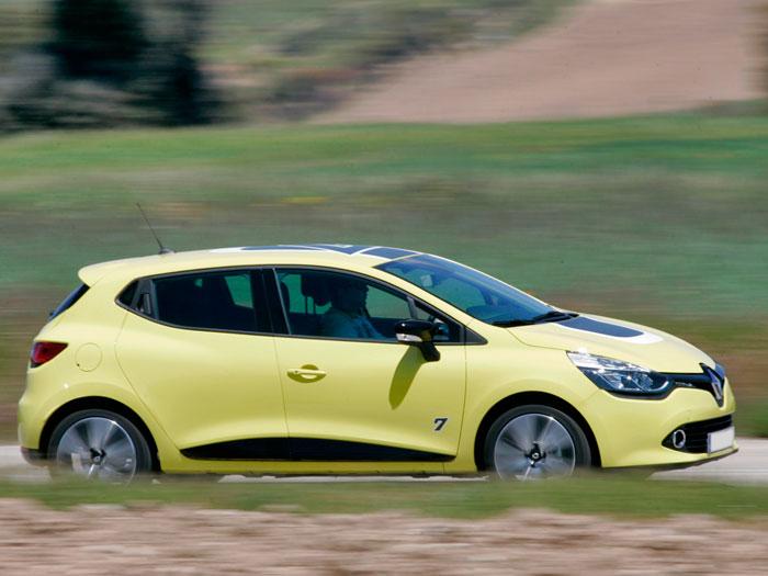 Renault Clio prueba 120000 km