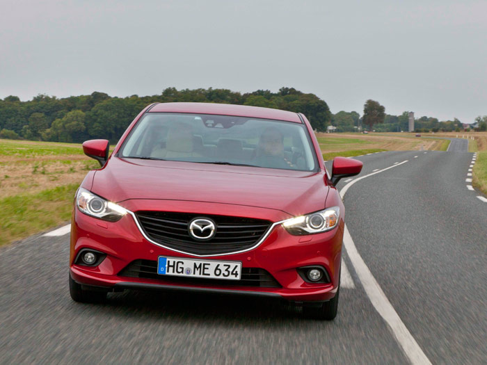 Prueba interesante (34): Mazda6 2.2D Sedán