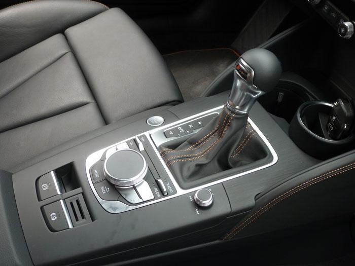 Audi A3 Sedan. 2013. Cambio automático S tronic