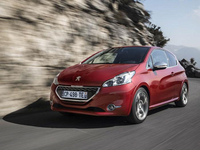 Peugeot 208. Movimiento. Prueba de consumo