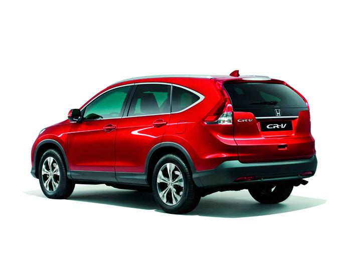 Honda CR-V. Prueba de consumo