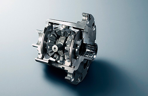 Subaru BRZ TS. Caja de cambios