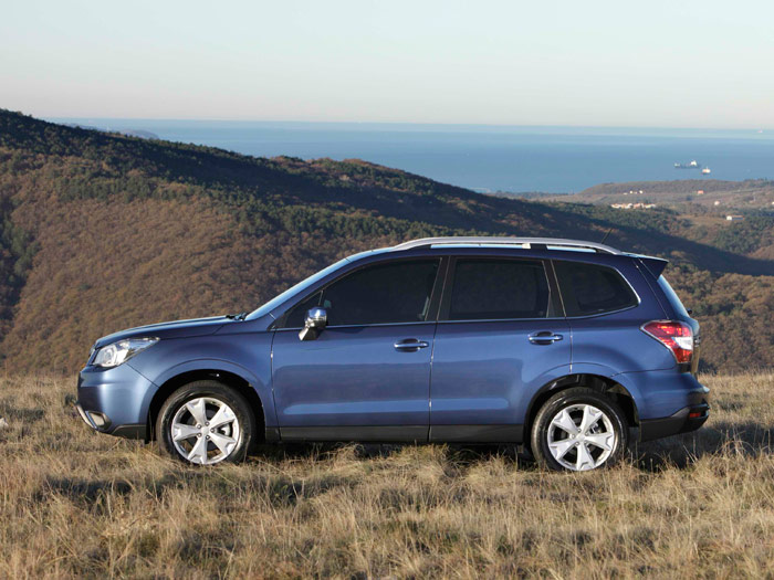 Subaru Forester 2.0D 4wd Executive Plus