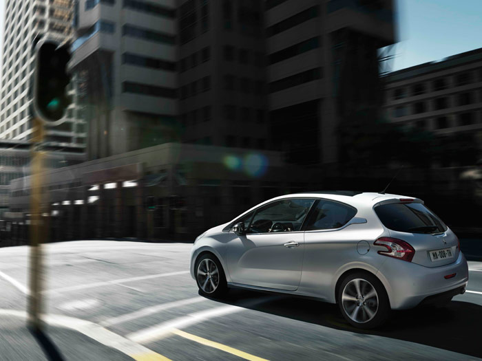 Peugeot 208. Prueba de consumo