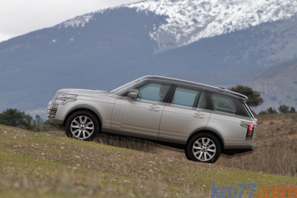 Range Rover Celedonio