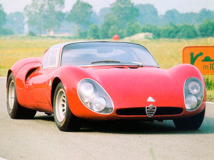 Purasangre razonable: Alfa-Romeo 4C