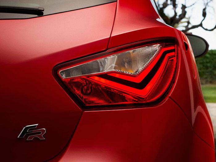 Seat Ibiza FR 1.2. Piloto trasero derecho