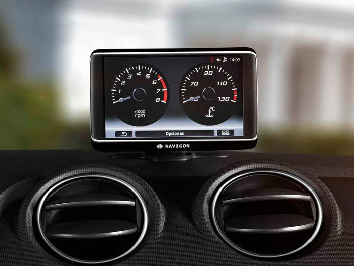 Seat Ibiza FR 1.2. Cuenta revoluciones