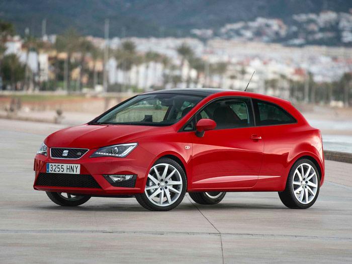 Seat Ibiza FR 1.2. Prueba de consumo