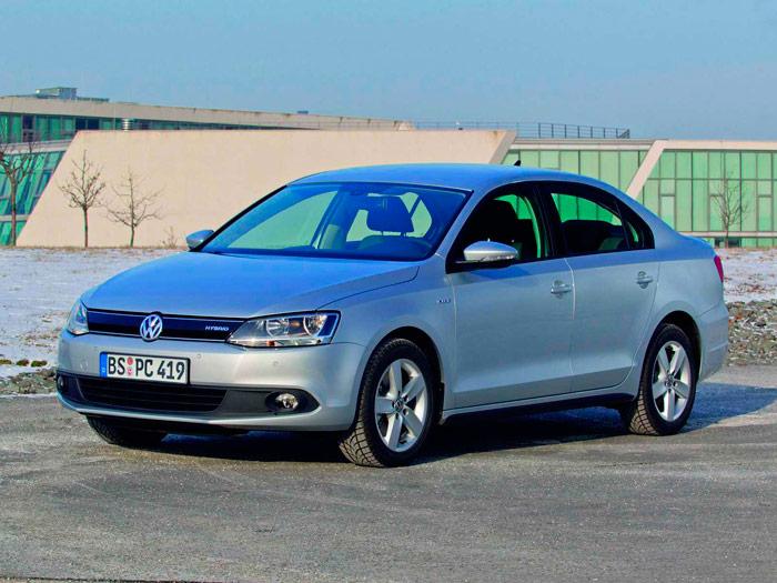 Volkswagen Jetta Hybrid. Prueba de consumo. Movimiento