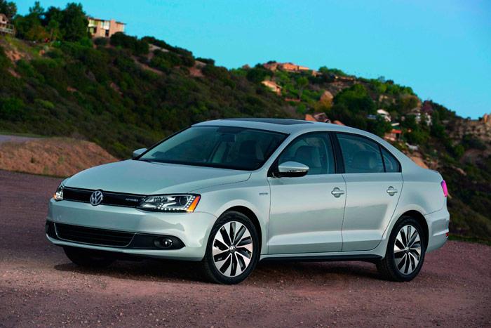Volkswagen Jetta Hybrid. Prueba de consumo.