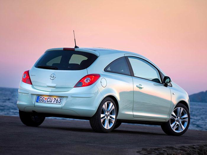 Opel Corsa. Prueba de consumo