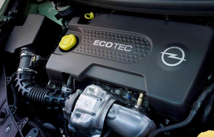 Opel Corsa. Prueba de consumo. Motor