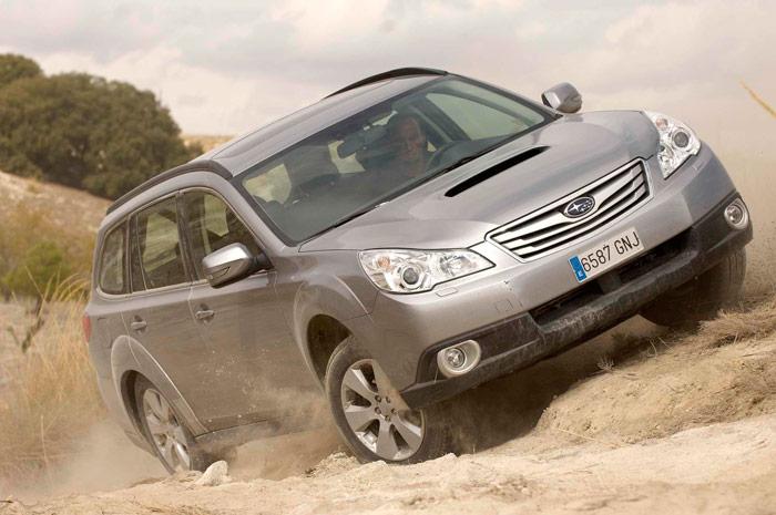 Prueba de consumo (134): Subaru Legacy Outback 2.0D Lineartronic