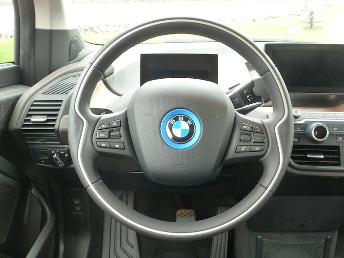 BMW i3 Volante