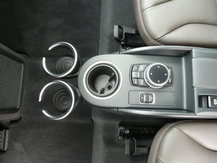 BMW i3 Consola central
