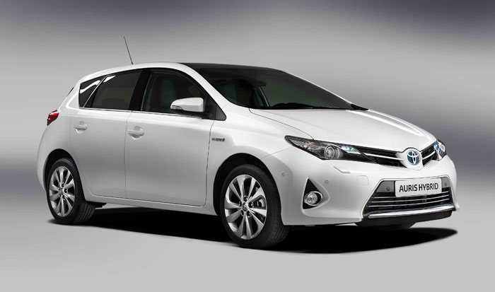 Prueba de consumo (138): Toyota Auris HSD híbrido