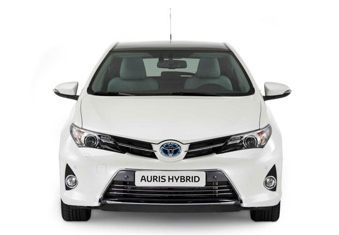 Toyota Auris HSD híbrido. Prueba de consumo