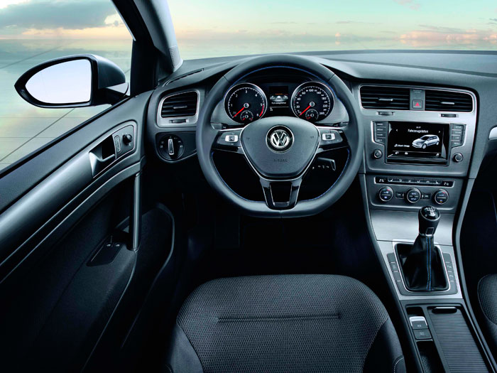Volkswagen Golf 1.6 TDI. Prueba de consumo