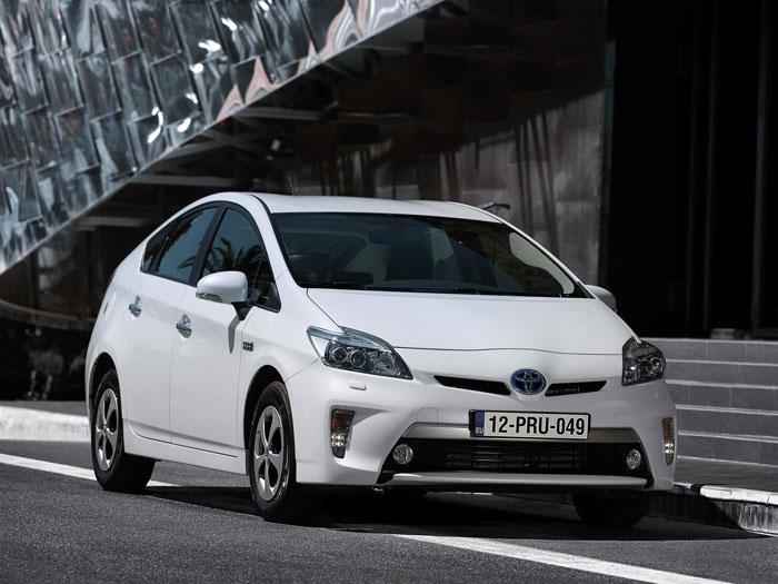 Toyota Prius III Plug-in