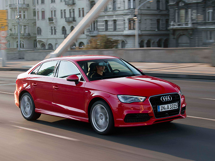 Audi A3. Prueba de consumo