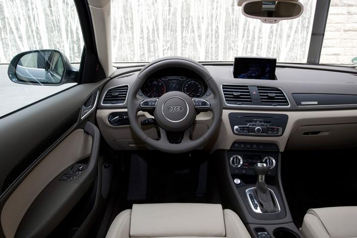 Prueba de consumo (146): Audi Q3 2.0-TDI 2wd 140 CV