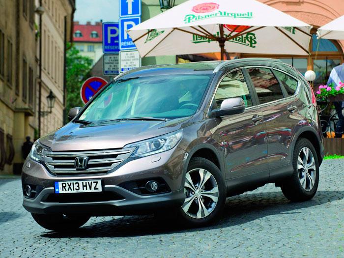 Prueba de consumo (144): Honda CR-V 1.6 i-DTEC 2wd 120 CV