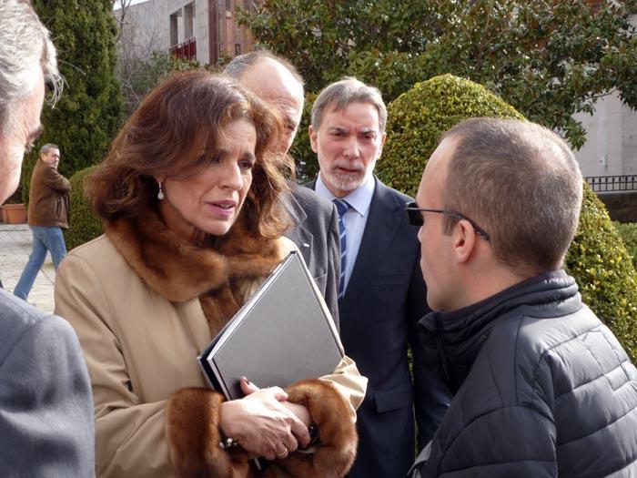 David Rivas. El chófer de… Ana Botella, alcaldesa de Madrid