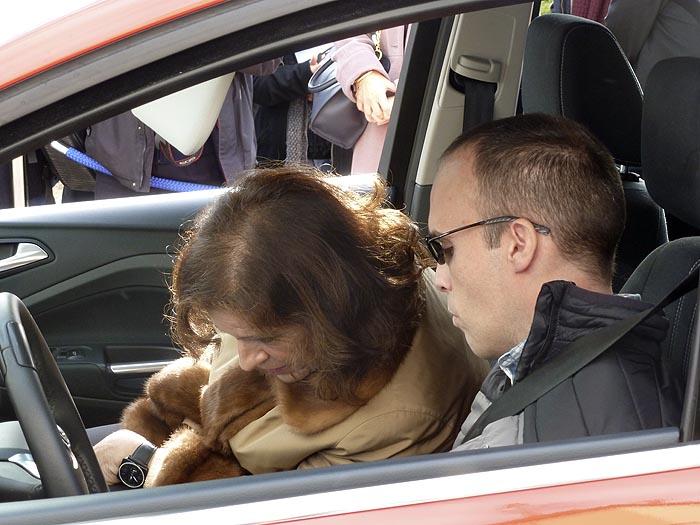 Ana Botella y David Rivas