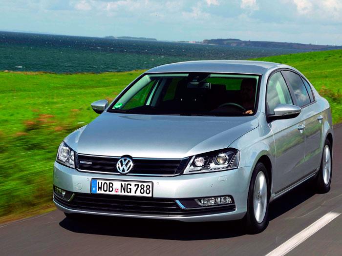 Prueba de consumo (151): Volkswagen Passat 1.6-TDI Blue Motion