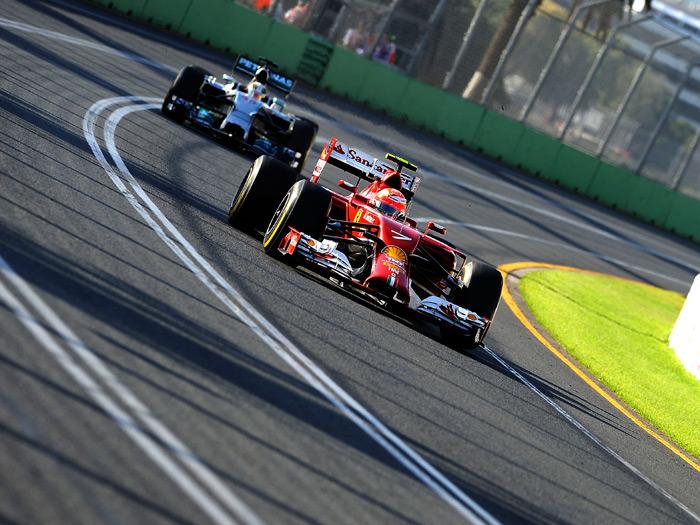 Fórmula 1. Australia 2014