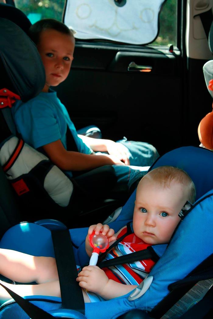 El asiento infantil: se ha progresado mucho, pero todavía queda camino por recorrer, en especial en su correcta utilización.