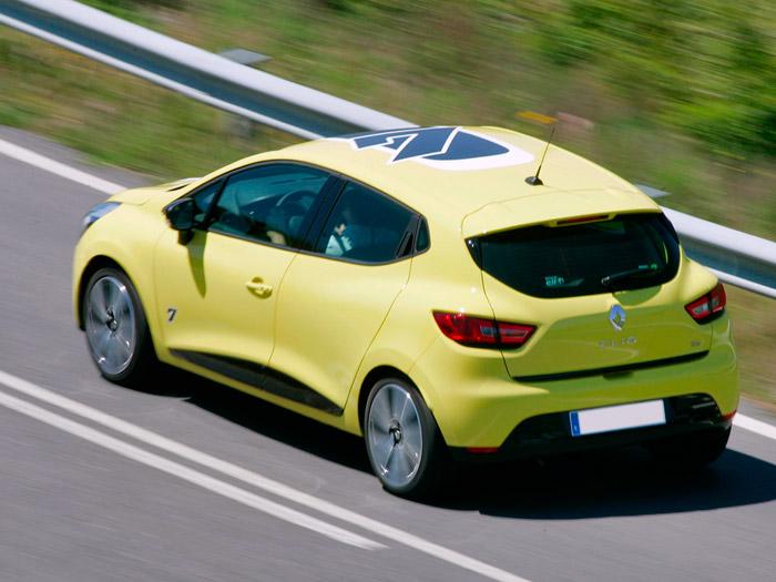 Renault Clio. Prueba 120.000 kilómetros