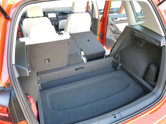 Volkswagen Golf Sportsvan 2014 Aientos Avatidos