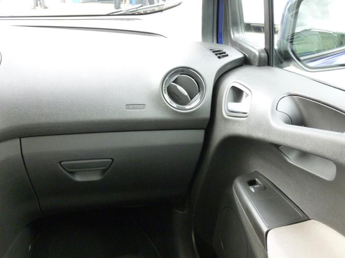 Ford tourneo Courier 2014. Puesto de copiloto