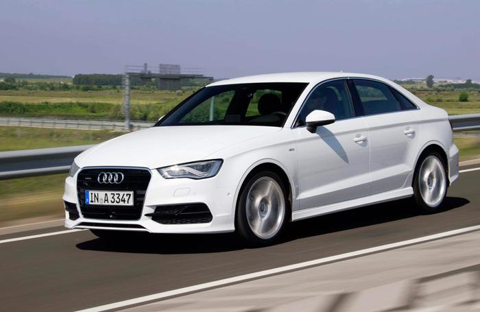 Prueba interesante (37): Audi A-3 Sedán 2.0-TDI 150 CV