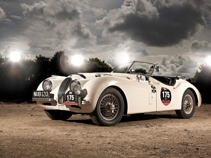 Renace el Jaguar E-Type Lightweight: la saga completa