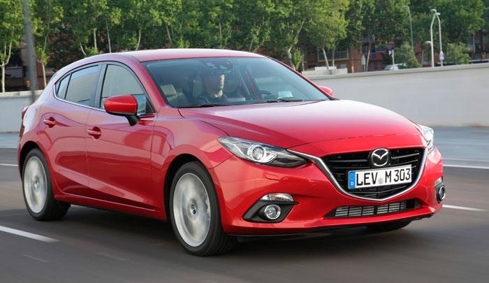 Prueba interesante (38): Mazda-3 Hatch 5 puertas 2.0-G 165 CV