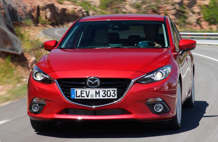 Como ya se ha repetido en varias ocasiones, todos los Mazda actuales tienen una fuerte similitud de diseño frontal, como identidad corporativa.