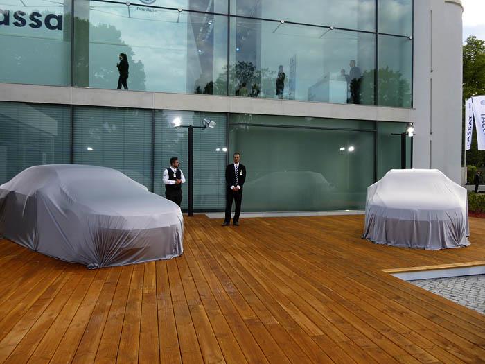 Presentación Volkswagen Passat 2015