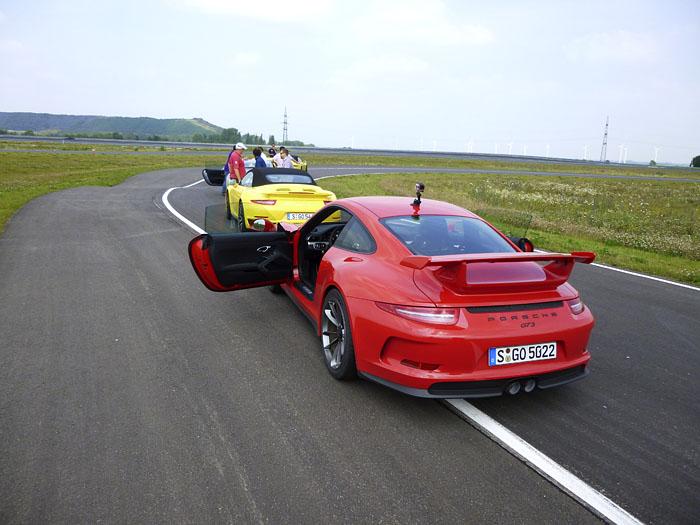 Porsche 911 GT3. ¡Condúceme!