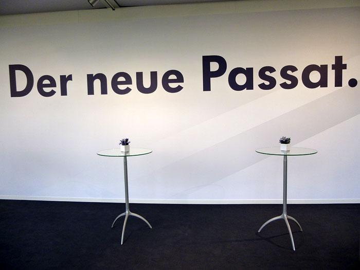 Presentación Volkswagen Passat 2015. Minimal
