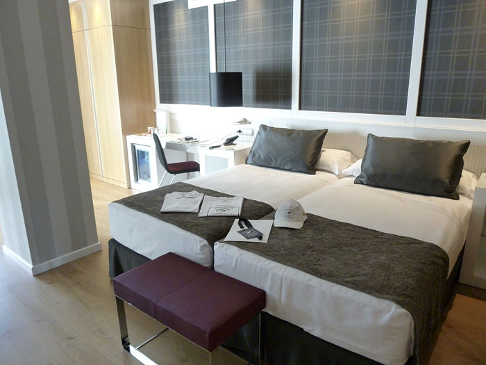 GT Academy Ronda. Hotel Catalonia. Hab. 124. Julio 2014