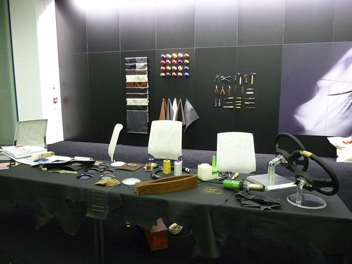 Presentación Volkswagen Passat 2015. Centro de diseño potsdam
