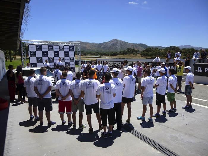 GT Academy 2014. Ascari. Ronda. Final española.
